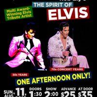 Spirit of Elvis Show