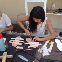 Sandal-Making Workshop