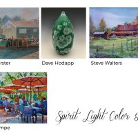 Spirit Light Color and Form