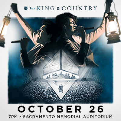 for King and Country: Burn the Ships World Tour
