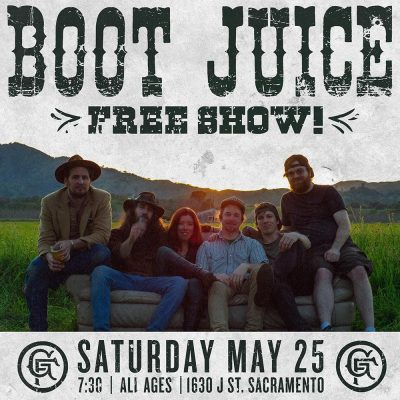 Boot Juice
