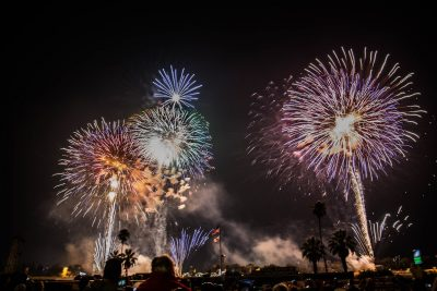 Cal Expo Fireworks