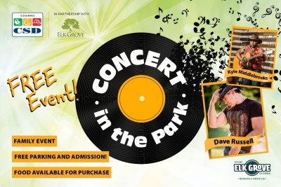 Concert in the Park (Elk Grove)