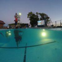 Float-in Movie Nights