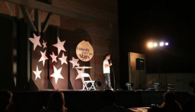 Comedy Under the Stars (Elk Grove)