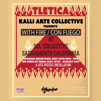 Tletica, Con Fuego, With Fire