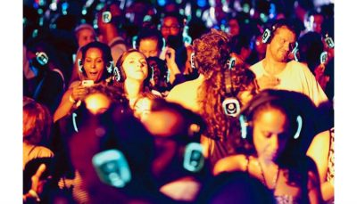 Silent Disco at Esther's Park