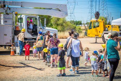 Big Trucks Summer: Electric Line Trucks