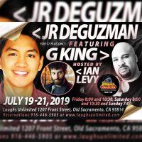 JR DeGuzman and G King