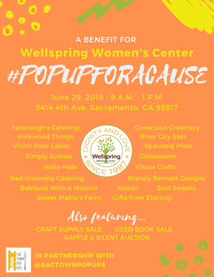 Popup for a Cause