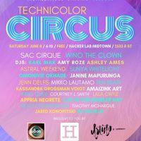Technicolor Circus