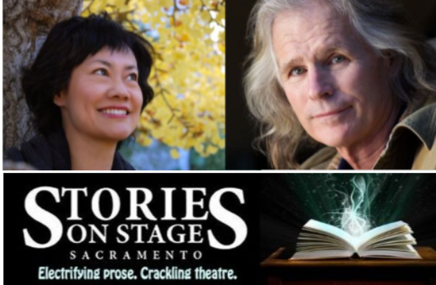 Stories on Stage Sacramento: Maggie Shen King and Scott Alumbaugh