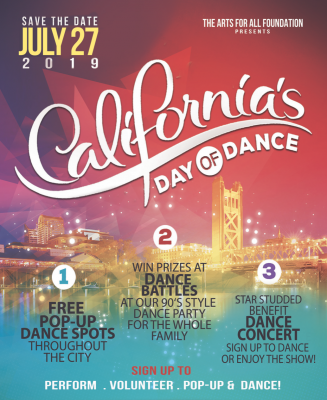California Day of Dance