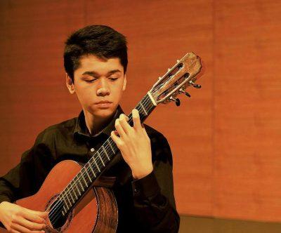 Classical Guitar Series Young Artist Showcase