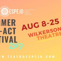 Teatro Espejo Summer One-Act Festival