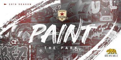 Paint the Park (Wide Open Walls)