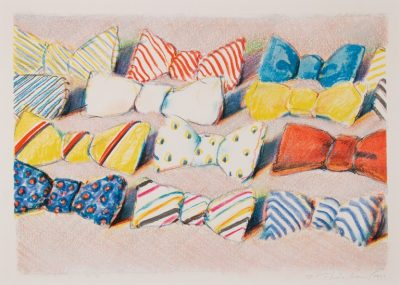Wayne Thiebaud 100