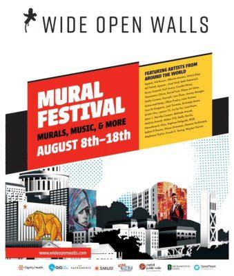 Wide Open Walls 2019