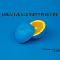 July Creative Economy Meeting