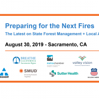 Cleaner Air Partnership Luncheon: Planning for the Next Fires