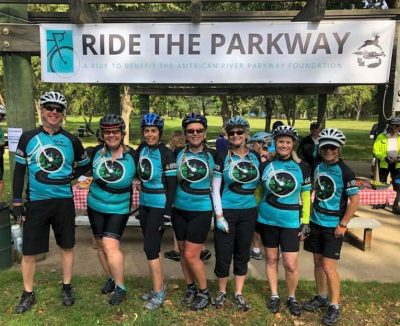 Ride the Parkway
