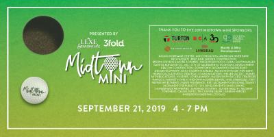 Midtown Mini-Golf Tournament