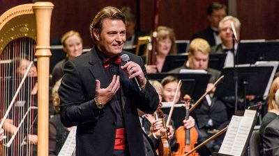 Folsom Lake Symphony presents Bianco Natale with Pasquale Esposito