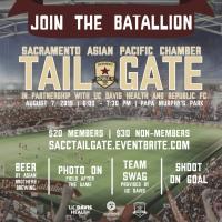 SACC Tailgate: Republic FC
