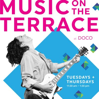 Music on the Terrace