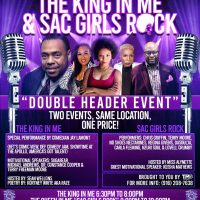 The King in Me and Sac Girls Rock