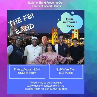 Summer Concert Series: The FBI Band