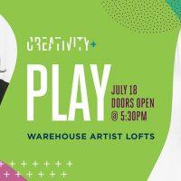 Creativity+ Play