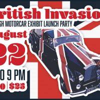 British Invasion Party