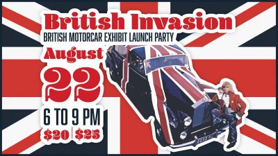 British Invasion Party
