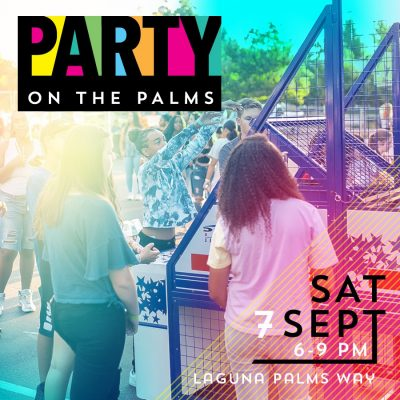 Party on the Palms Teen Fest