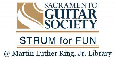 Strum for Fun (MLK Jr. Library)