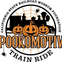 Spookomotive Train Ride