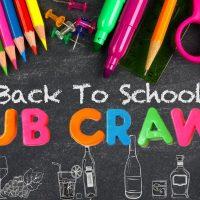 Back to School Pub Crawl