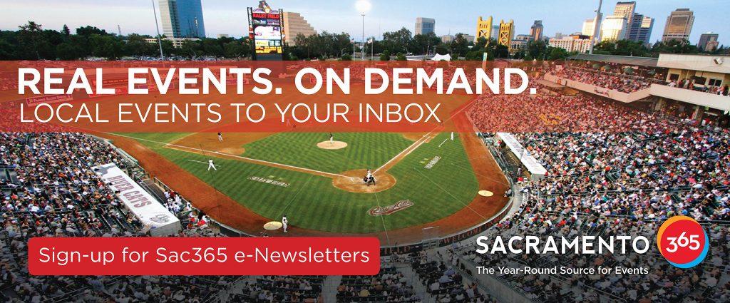Sacramento365 e-Newsletter