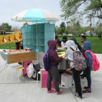 Portable Printing Lab: Screen Printing for All Ages