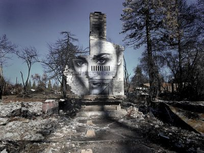 CapRadio Presents Beauty From Ashes with Muralist ...