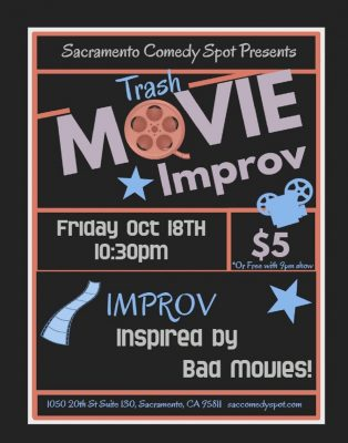 Trash Movie Improv