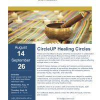 UC Davis Health's CircleUP Healing Circle