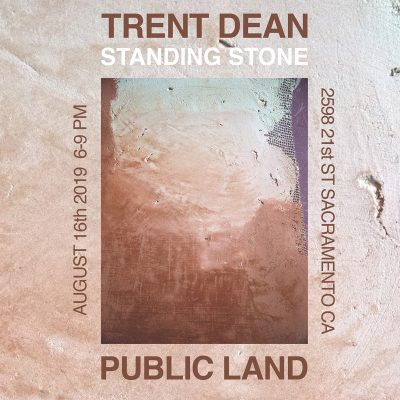 Trent Dean's Standing Stone