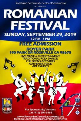 Romanian Festival 2019
