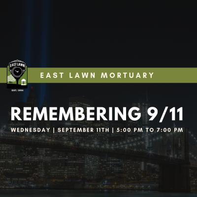 Remembering 9/11 Candle Lighting