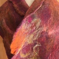 Wearable Art, Etchings, and Monoprints