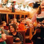 Magical Christmas Train