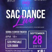 Sac Dance Live