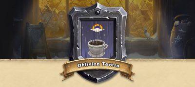 Oblivion Tavern: Hearthstone Fireside Gathering